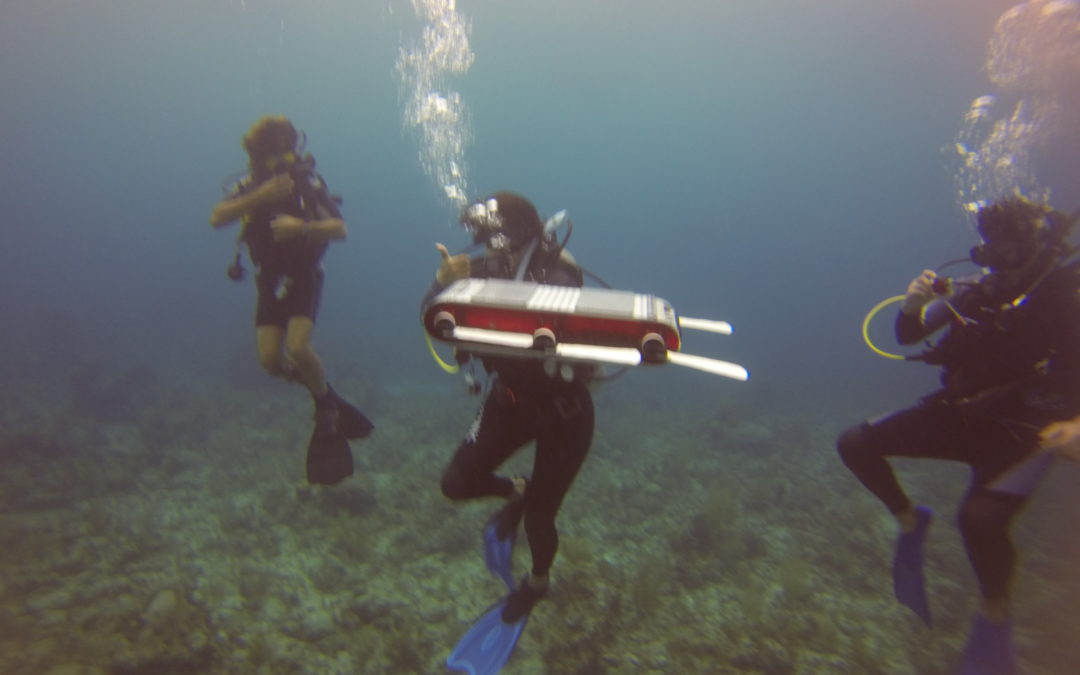 Underwater Field Trials