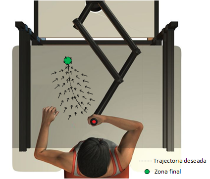 Adaptive robotic assistance for upper limb motor learning