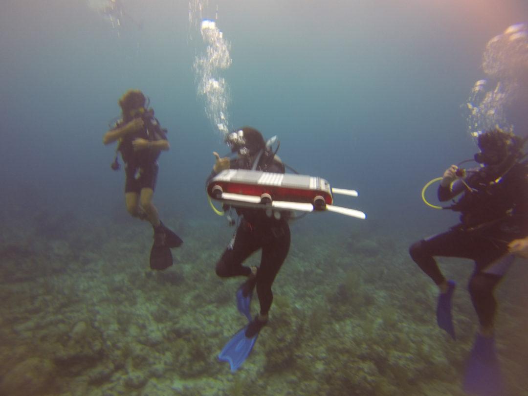 Underwater Field Trials