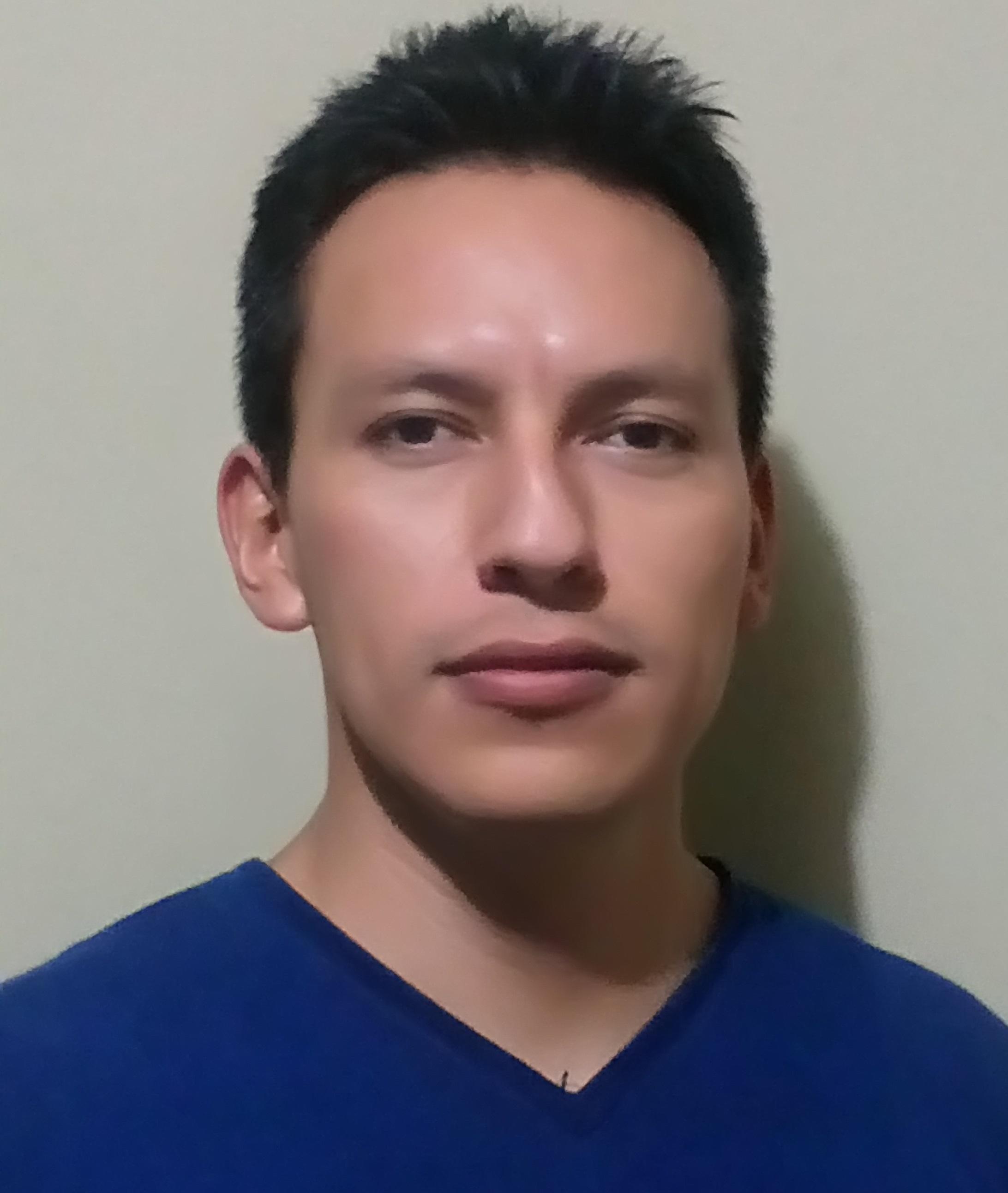 MSc. Alvaro Paz