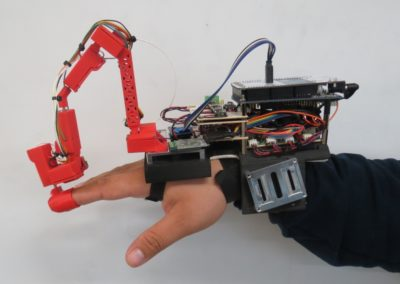 Wearable haptic devices